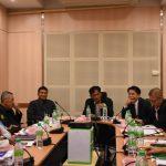 การประชุมคณะกรรมการส่งเสริมและพัฒนาศักยภาพในการแข่งขันทางการเกษตรฯ ครั้งที่ 5/2560