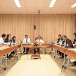 การประชุมคณะทำงานจัดทำข้อเสนอยุทธศาสตร์ชาติ ด้านการสร้างโอกาสและความเสมอภาคทางสังคม ครั้งที่ 2/2560