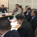 การประชุมคณะกรรมการพืชไร่ ครั้งที่ 6/2560