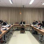 การประชุมเพื่อกำหนดวิธีการดำเนินโครงการ InnoAgri ครั้งที่ 5/2560