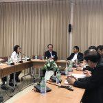 การประชุมคณะทำงานจัดทำข้อเสนอยุทธศาสตร์ชาติด้านการสร้างโอกาสและความเสมอภาคทางสังคม ครั้งที่ 3/2560