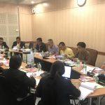 การประชุมคณะกรรมการกิจการสภาฯ ครั้งที่ 7/2560