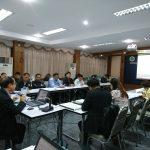 การประชุมเพื่อติดตาม กำกับ แนะนำ การปฏิบัติงานของสำนักงานสภาเกษตรกรจังหวัดในกลุ่มภาคตะวันออกเฉียงเหนือ กลุ่มที่ 1