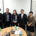 การประชุมร่วมระหว่างสำนักงานสภาเกษตรกรแห่งชาติกับสำนักงานกองทุนการออมแห่งชาติ
