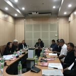 การประชุมคณะกรรมการส่งเสริมและพัฒนาศักยภาพในการแข่งขันทางการเกษตรฯ ครั้งที่ 1/2561