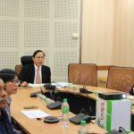 สำนักงานสภาเกษตรกรแห่งชาติ จัดการประชุมทางไกล ครั้งที่ 2/2561
