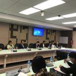 ผู้บริหารสภาเกษตรกรแห่งชาติเข้าพบเพื่อหารือร่วมกับรัฐมนตรีว่าการกระทรวงเกษตรและสหกรณ์