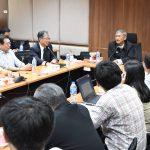 สภาเกษตรกรฯ ร่วมประชุมหารือเรื่องการปลูกและการผลิตตำรับยาแผนไทยที่มีกัญชาปรุงผสมอยู่