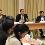 สำนักงานสภาเกษตรกรแห่งชาติร่วมหารือขับเคลื่อนแผนพัฒนาเกษตรระดับตำบล