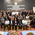 """สภาเกษตรกรฯเปิด """"โครงการรับฟังความคิดเห็นเพื่อเตรียมความพร้อมเปิดเสรีสินค้าโคนมและโคเนื้อของไทย (FTA)"""" ณ โรงแรมมารวย การ์เด้น กรุงเทพฯ"""