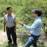 เกษตรกรพ้อปัญหาส้มไม่หยุด สภาเกษตรกรฯแพร่เข้าเป็นพี่เลี้ยง