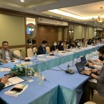สำนักงานสภาเกษตรกรฯร่วมประชุมบูรณาการจัดทำแผนพัฒนา SME เกษตร ร่วมกับภาคีเครือข่าย
