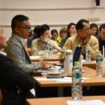สำนักงานสภาเกษตรกรแห่งชาติจัดประชุมพนักงาน(ส่วนกลาง)