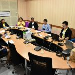 สำนักงานสภาเกษตรกรฯประชุมชี้แจงแนวทางการเข้าร่วมโครงการสนับสนุน SMEs รายย่อย