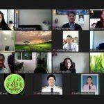 สำนักงานสภาเกษตรกรแห่งชาติจัดสอบเพื่อวัดความเหมาะสมกับตำแหน่งงาน ด้วยระบบทางไกลผ่านสื่ออิเล็กทรอนิกส์ Zoom conference